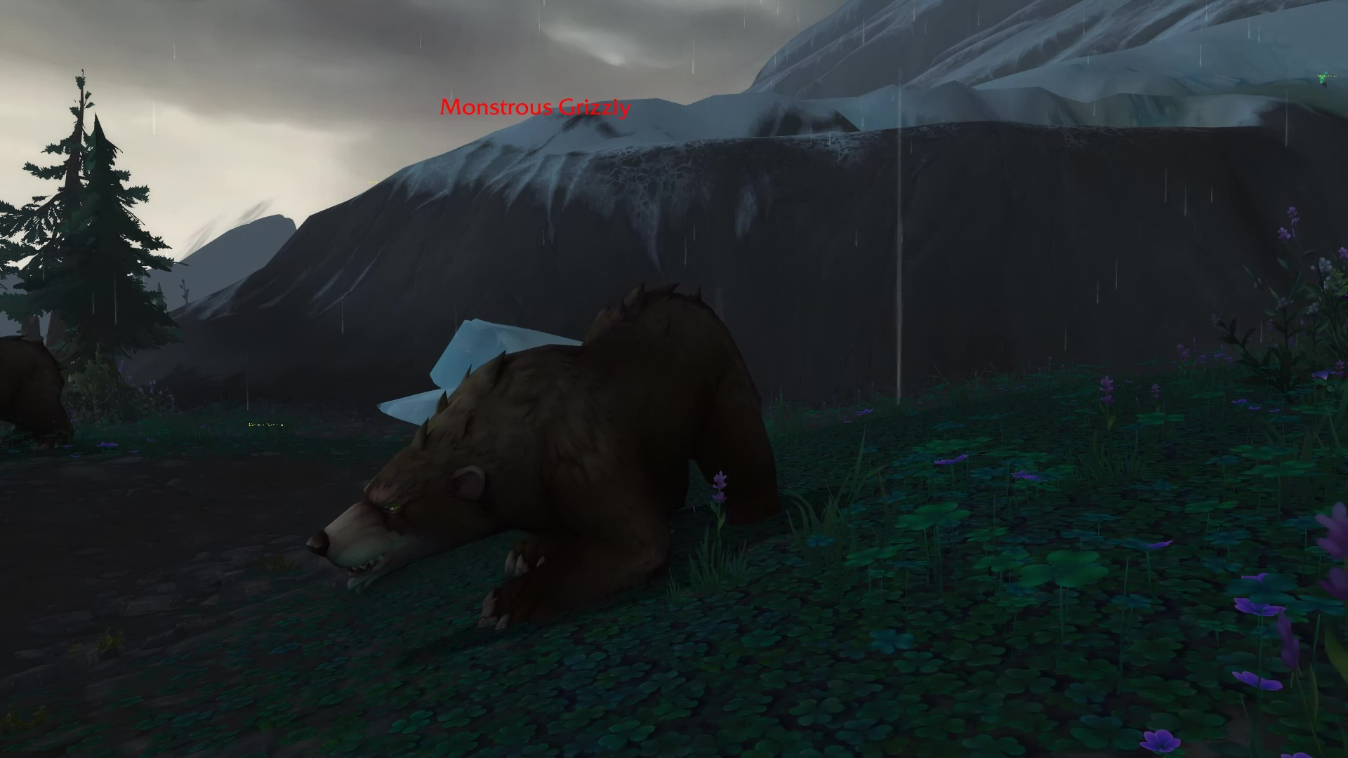 monstruous grizzly
