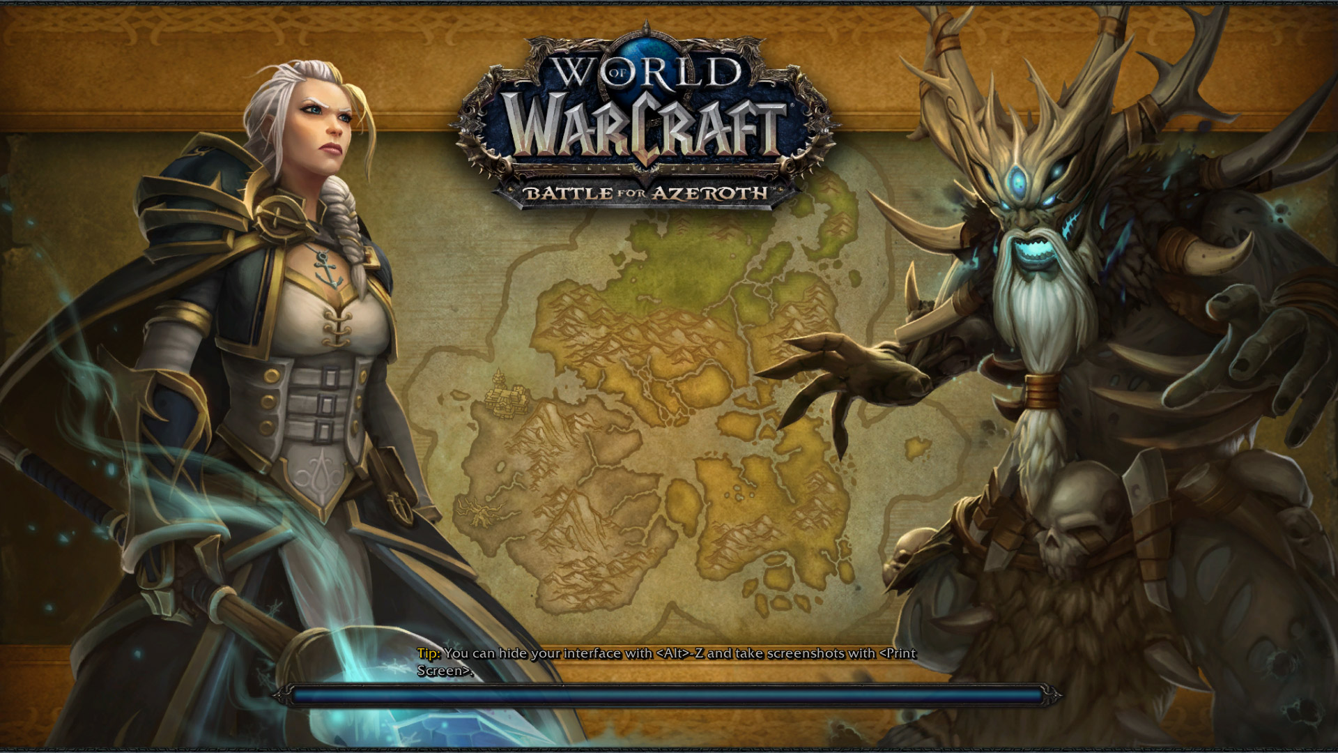 Battle For Azeroth Beta Build 26812 Blizzplanet Warcraft