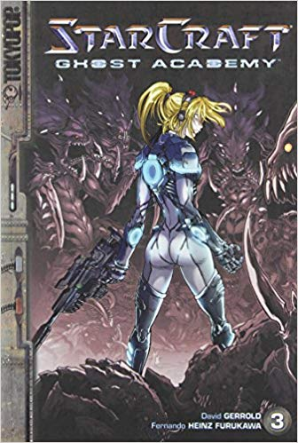 StarCraft: Ghost Academy Vol. 3