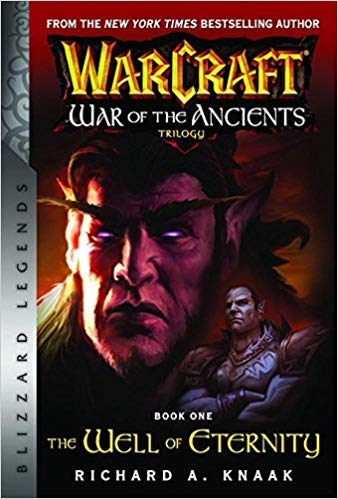 Warcraft: War of the Ancients, The Well of Eternity