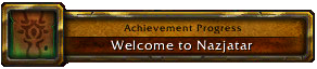 welcome to nazjatar achievement
