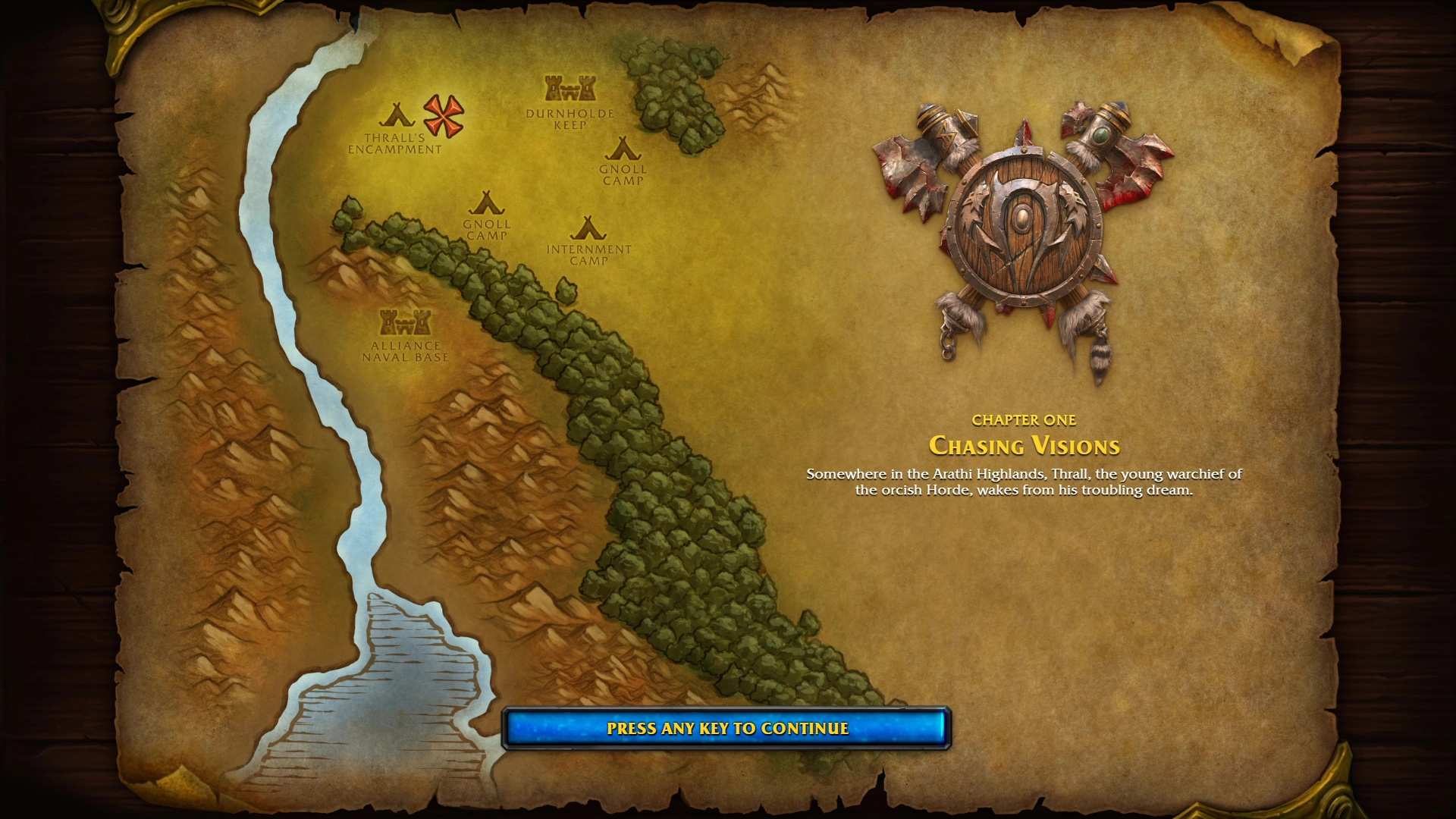 Chasing Visions Warcraft Iii Reforged