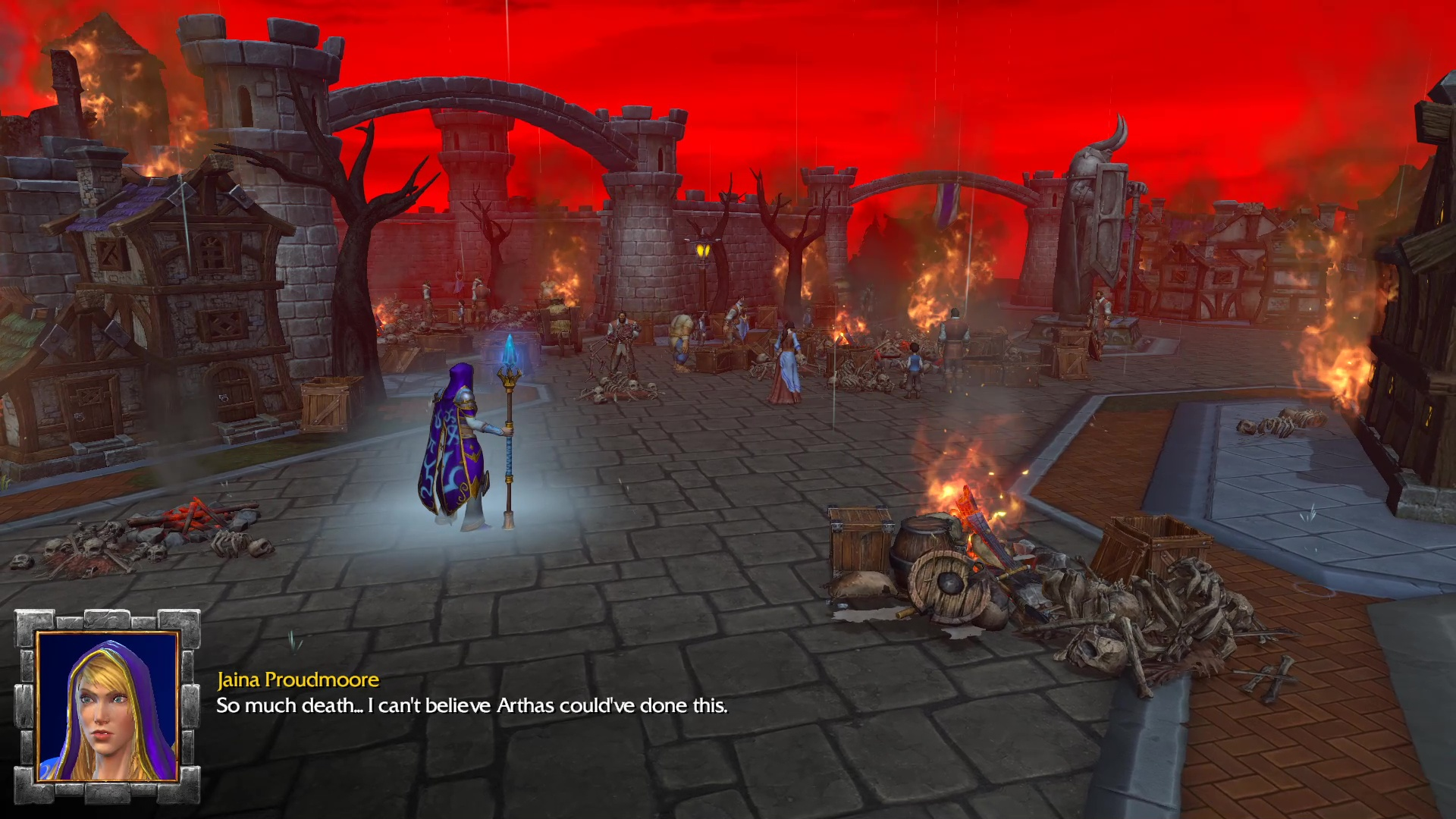 Interlude Divergent Courses Warcraft Iii Reforged