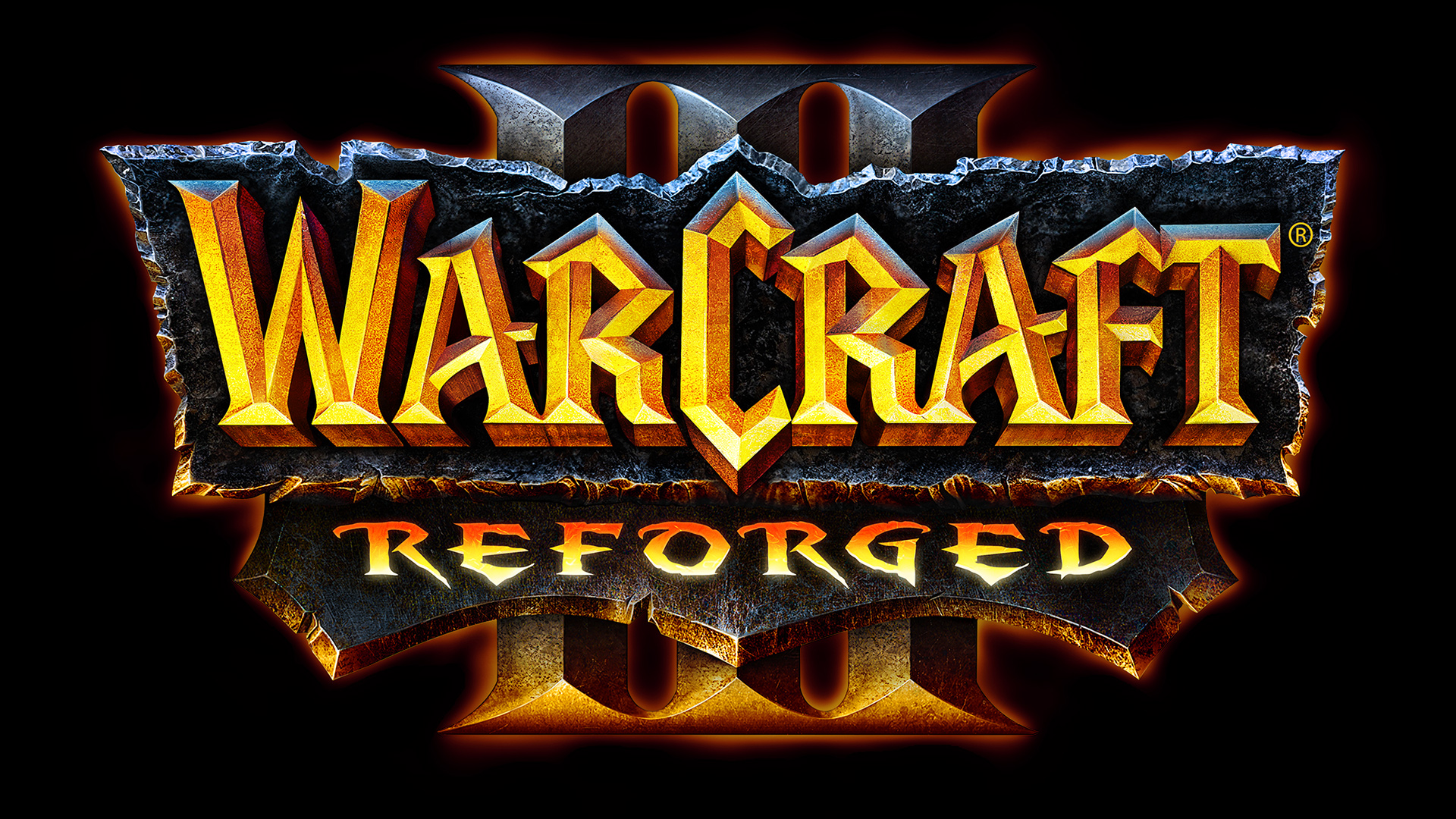 Warcraft III: Reforged Logo