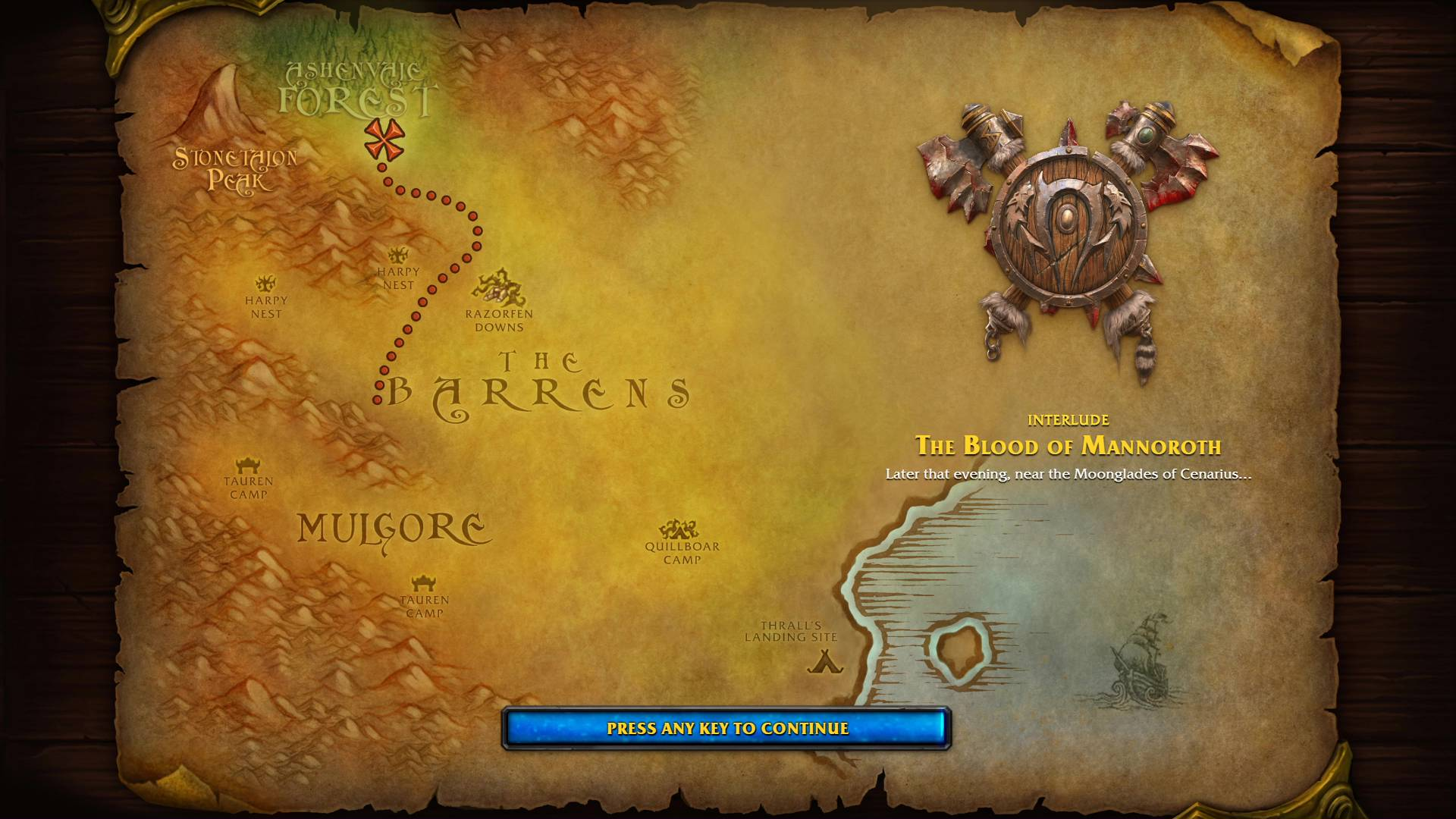 The Hunter Of Shadows Warcraft Iii Reforged