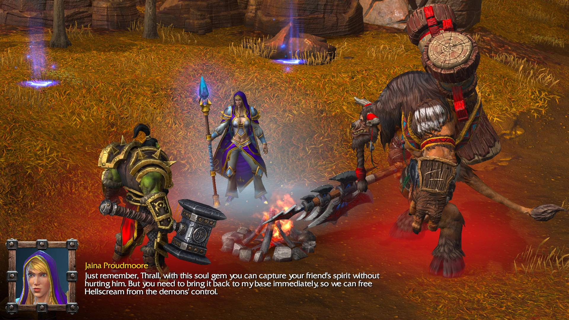 By Demons Be Driven Warcraft Iii Reforged