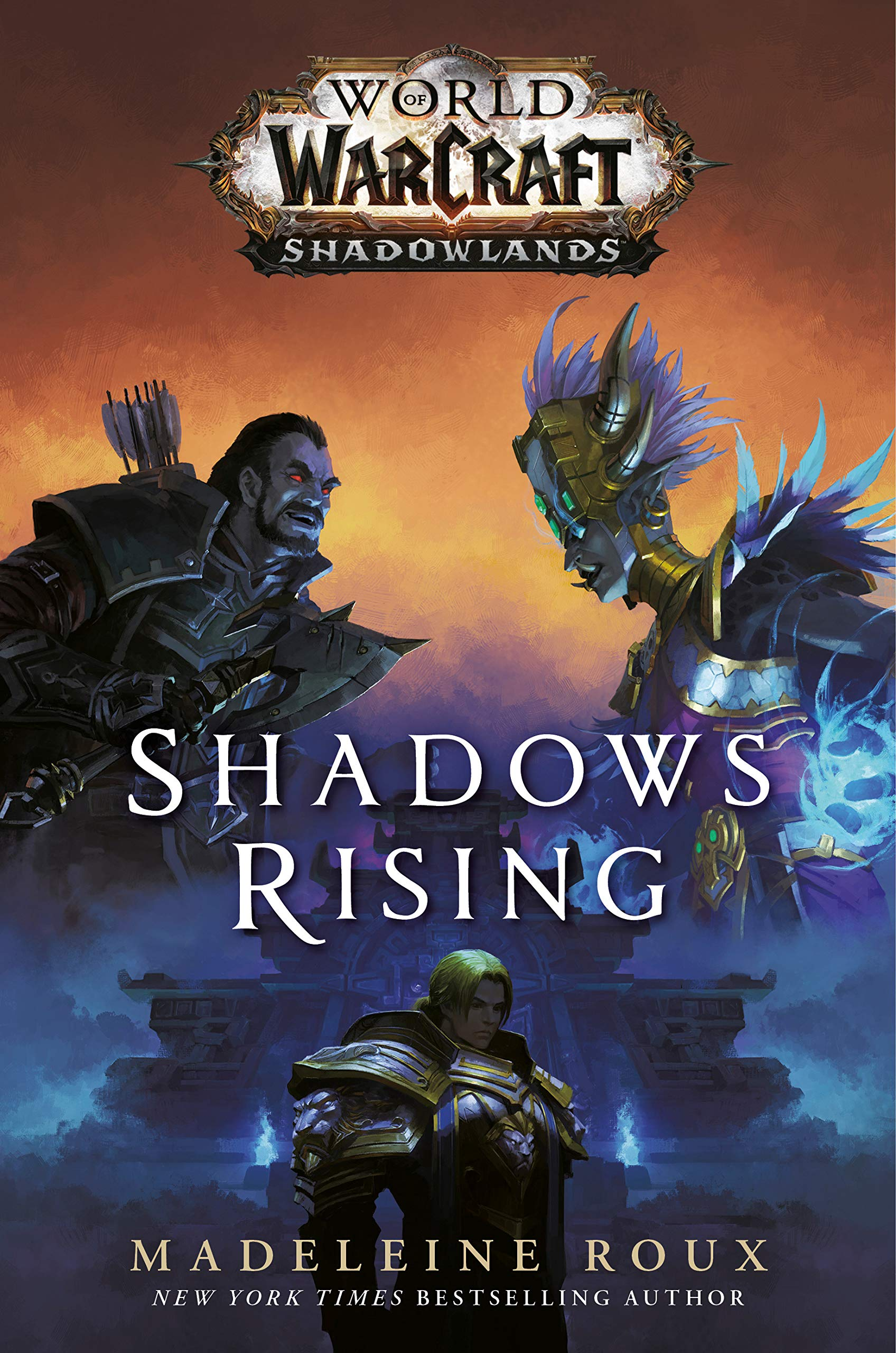 World of Warcraft: Shadows Rising cover